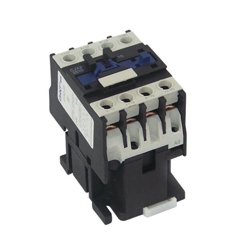 CHINT LC1D CJX2 2510 AC CONTACTOR  3 POLE+1NO 40A COIL 24V 110V 220V 380V