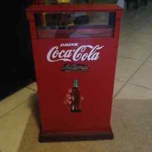 ANTIQUE NATIONAL 1938 CASH REGISTER COKE THEMED