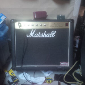 Marshall Master Lead Combo solid state amp