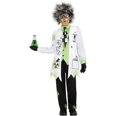 Fun World - Mad Scientist - Toddler/Child Costume