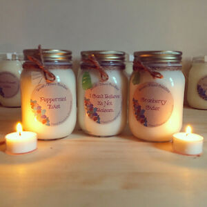 Free Soy Candle Giveaway!!
