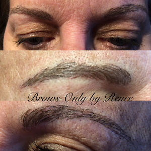 Butterfly lashes and HDI Brows St. John's Newfoundland image 3