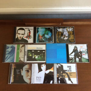 Swing Out Sister - Collection de 10 CD