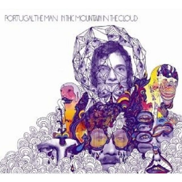 """PORTUGAL.THE MAN 2IN THE MOUNTAIN IN THE CLOUD"""" CD NEU"""