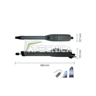 Motor Automatización Puertas Abatibles faac genius Mistral 300 230V 3M 6170116