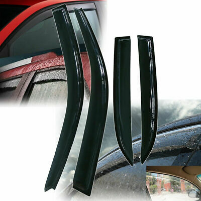 ABS Monsoonshield Side Window Visor For Toyota Camry 1992 1993 1994 1995 -