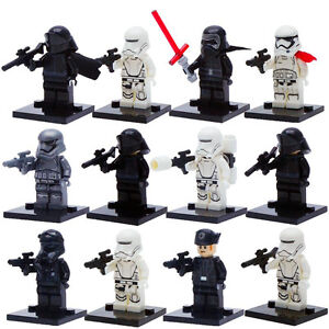 Star Wars The Force Awakens Minifigures [12pc] Brand New