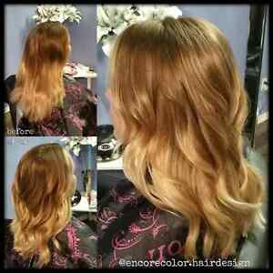 Premium Hair Extensions and Cutting/Coloring/Styling Services Edmonton Edmonton Area image 8