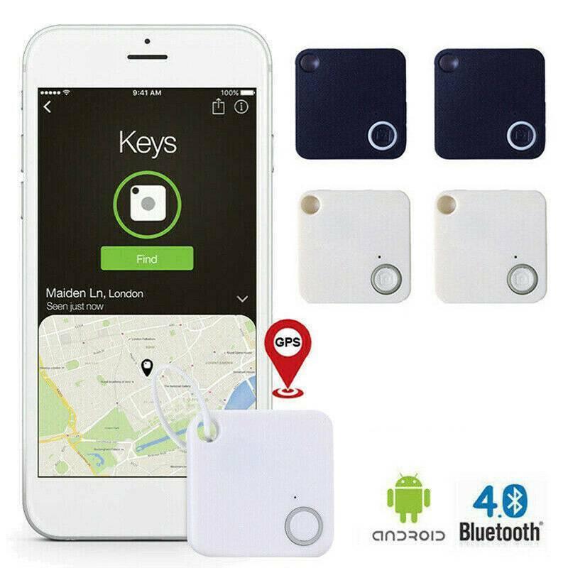 4pcs Tile Pack GPS Key Finder