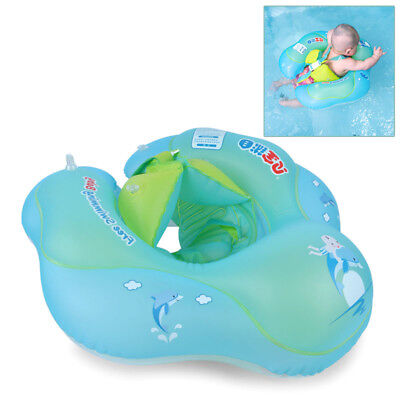 Baby Inflatable Swimming Ring Pool Water Infants Swim Float Toy Trainer Supply
