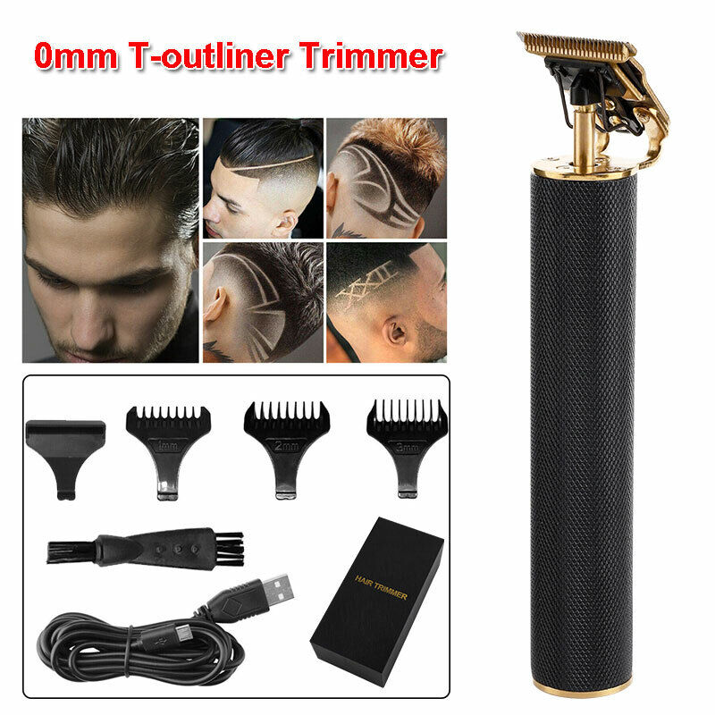 professional electric trimmers portable t blade hair