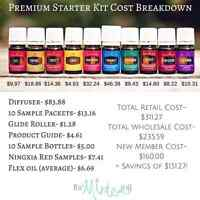 YOUNG LIVING ESSENTIAL OILS!!!!!!
