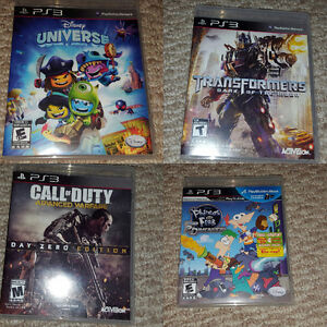 Sony PlayStation 3 Console w/ 16 Games,  3 Controllers and More Windsor Region Ontario image 5