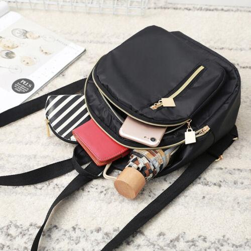 Fashion Mini Backpack Purse Nylon Small Backpack Cross Body