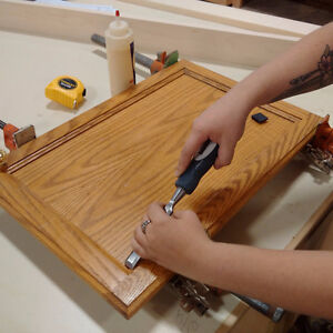 Cabinet Door and Drawer Repair at Delton Cabinets Edmonton Edmonton Area image 5
