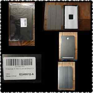 Case for acer A1-840 tablet black smartshell style Kitchener / Waterloo Kitchener Area image 1