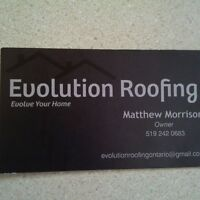 """Residential Roofing """"Evolution Roofing"""""""