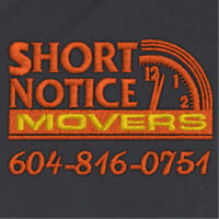 Last Minute Movers - Short Notice Moving Company