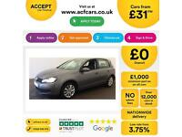 Volkswagen Golf 1.6TDI ( 105ps ) 2012MY Match FROM £31 PER WEEK !
