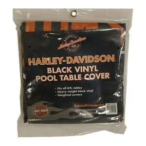 Harley Davidson Pool Table Cover