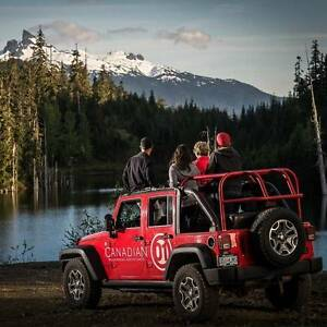 Canadian Wild West Jeep Tour for 2 adults Lake Macquarie Area Preview