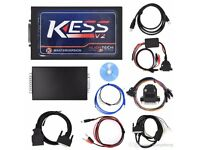 Kess V2 master system with software no token limit