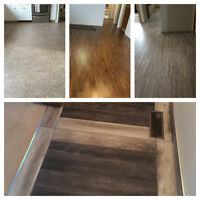 Renovation/Flooring Handyman At Your Service!! Call Today!!