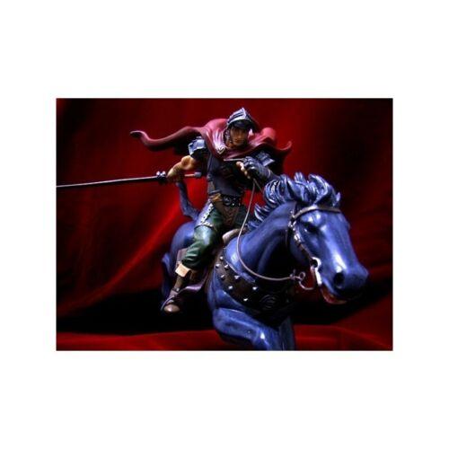 BERSERK Guts (Hawk Soldiers) Horse Riding Sculpture ART OF WAR