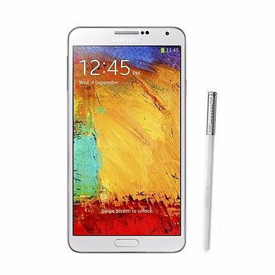 New Unlocked Samsung Galaxy Note 3 SM-N900 (AT&T,T-Mobile) 32GB GSM Smartphone