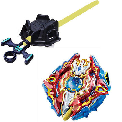 Takara Tomy Beyblade Burst B 92 Starter Set Sieg Excalibur 1 Ir W  Launcher Gift