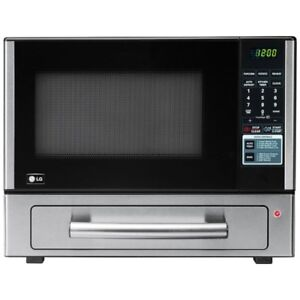 LG Countertop Microwave and Pizza Oven for sale!