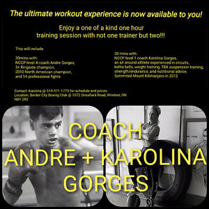 The ultimate workout experience Windsor Region Ontario image 1