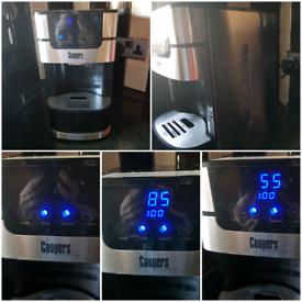 Coopers Instant Hot Water dispenser.