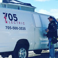 Barrie's Top Rated Electricians - Fast Service -Free Estimates