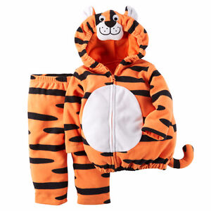 Carter's 2pc Halloween costume (Tiger 18mo)