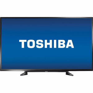"Toshiba 55 "" TV for 400 (Pick Up Only) Moving Sale"