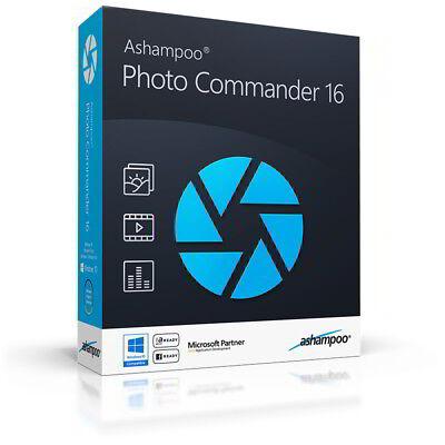 Ashampoo Photo Commander 16 dt. Vollversion lifetime Download 17,99 statt 49,99!