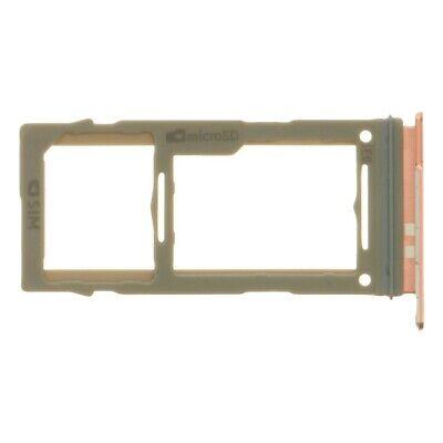 SIM Micro SD Card Tray for Samsung Galaxy S10 S10+ S10e Pink