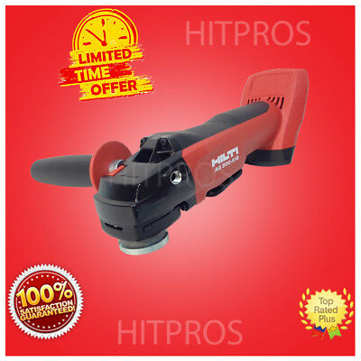 Hilti Ag 500-a18 Cordless Angle Grinder Brand New Bare Tool Fast Shipping