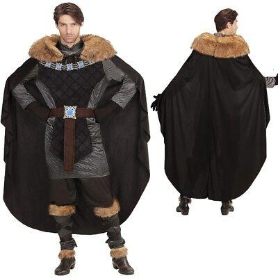 Prinz Herren Kostüm Kelten König Ritter Game of Thrones (Prinz Kostüm)