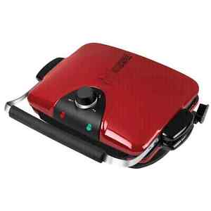 George Foreman GRP90WGR Next Grilleration Electric Nonstick Gri