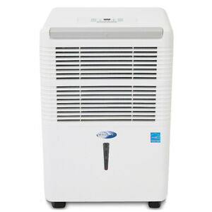 Whynter RPD-501WP  Portable Dehumidifier with Pump, 50 pint