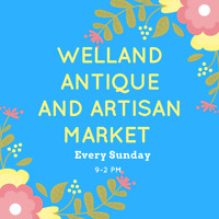 Welland Antique and Artisan Market