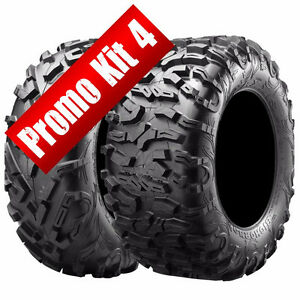 Maxxis BigHorn 3.0 - Kit 4tires - New - Free Shipping