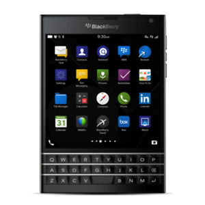 Blackberry Passport UNLOCKED ALL CARRIERS