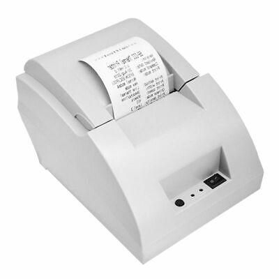 Thermal Receipt Printer USB Port 58mm Low Noise Manual Universal Printing Tools