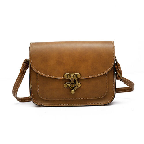 Vintage Women Small Handbag Shoulder Bags Tote Purse Messeng