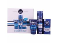 Brand New Nivea Men Essentials Gift Set - 3-Piece