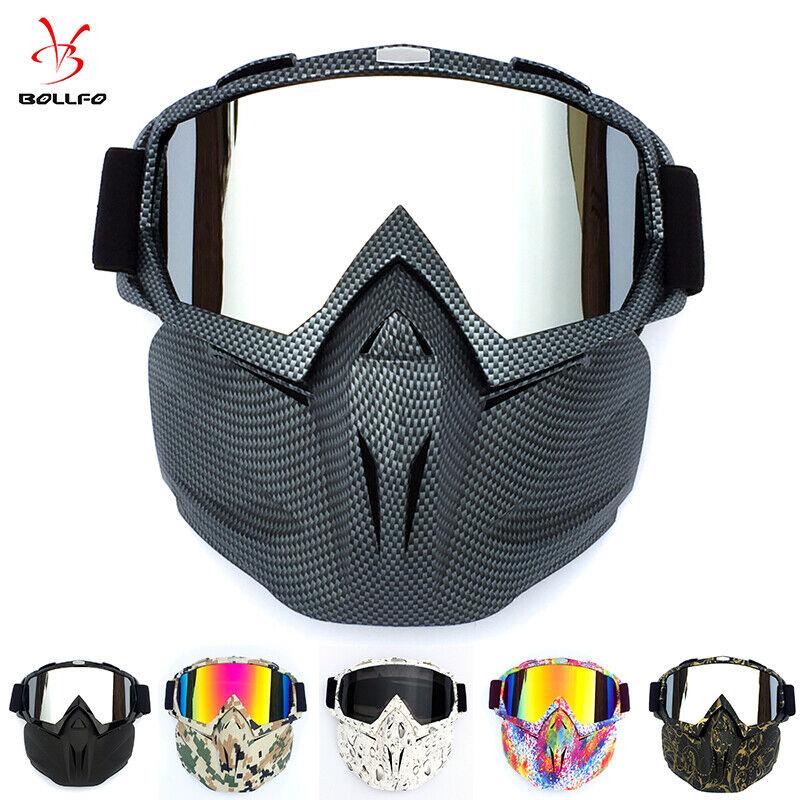 gafas de sol para motocross mascara para
