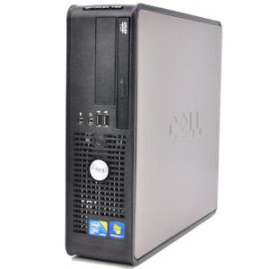 SFF Computer - DELL C2D 3.0GHz W10P64-G3
